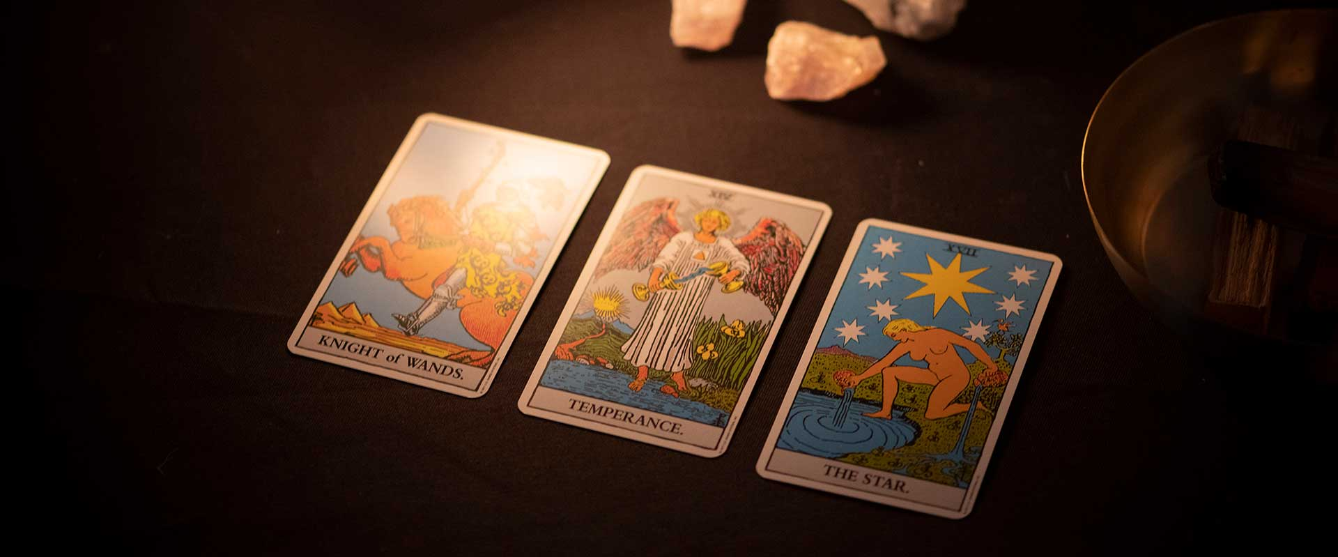 Oracle, Tarot and Affirmation Cards
