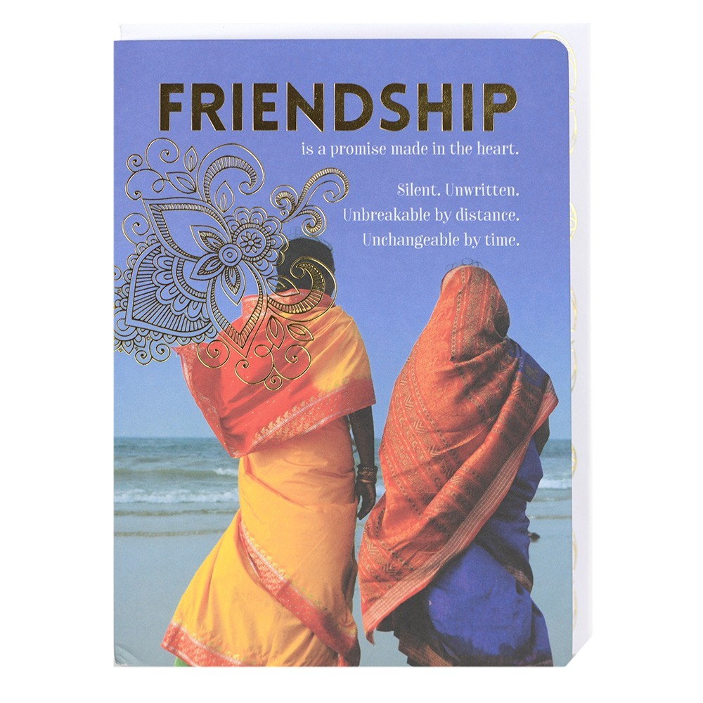 Card - Friendship