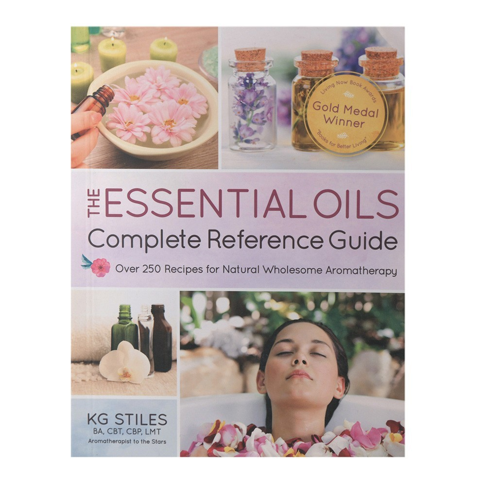 Encyclopedia Of Essential Oils - KG Stiles