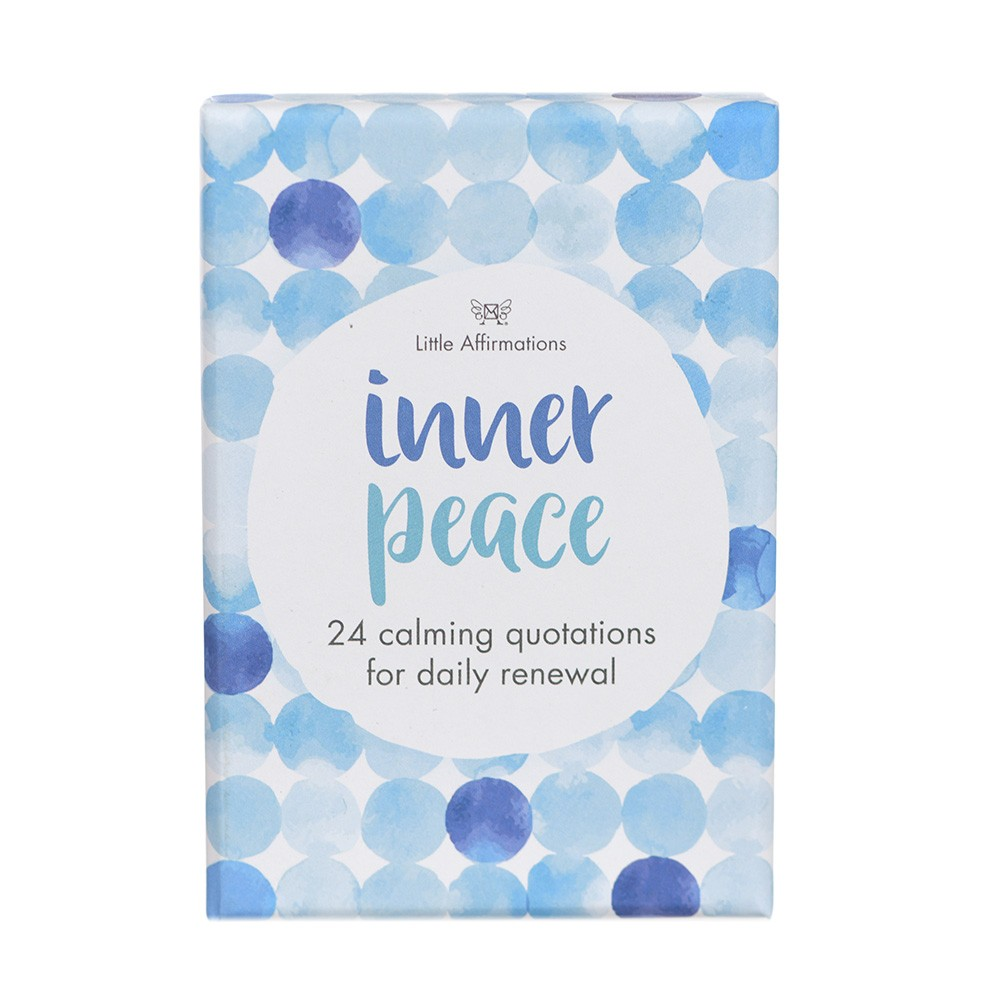 Inner Peace 24 cards