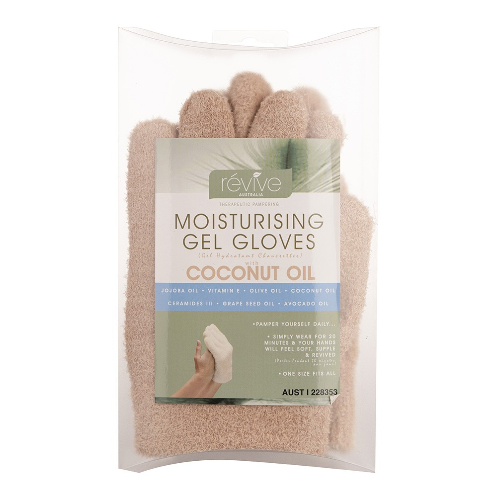GEL GLOVES Coconut Moisturising