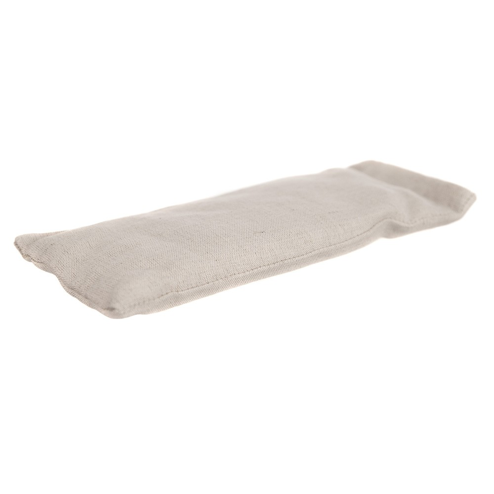 EYE PILLOW Cotton Natural 22.5x10.5cm