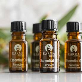 Essential Oils for Mind, Body and Soul