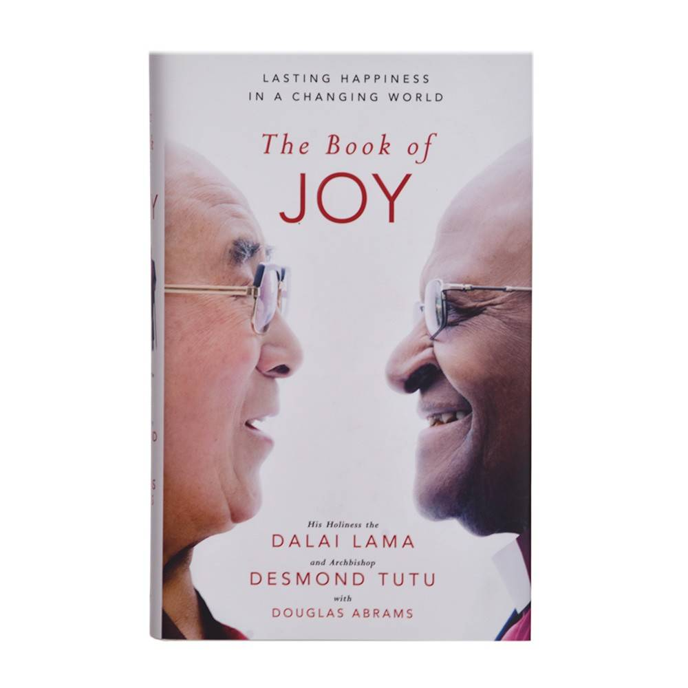 The Book of Joy  - dalai lama /desmond tutu