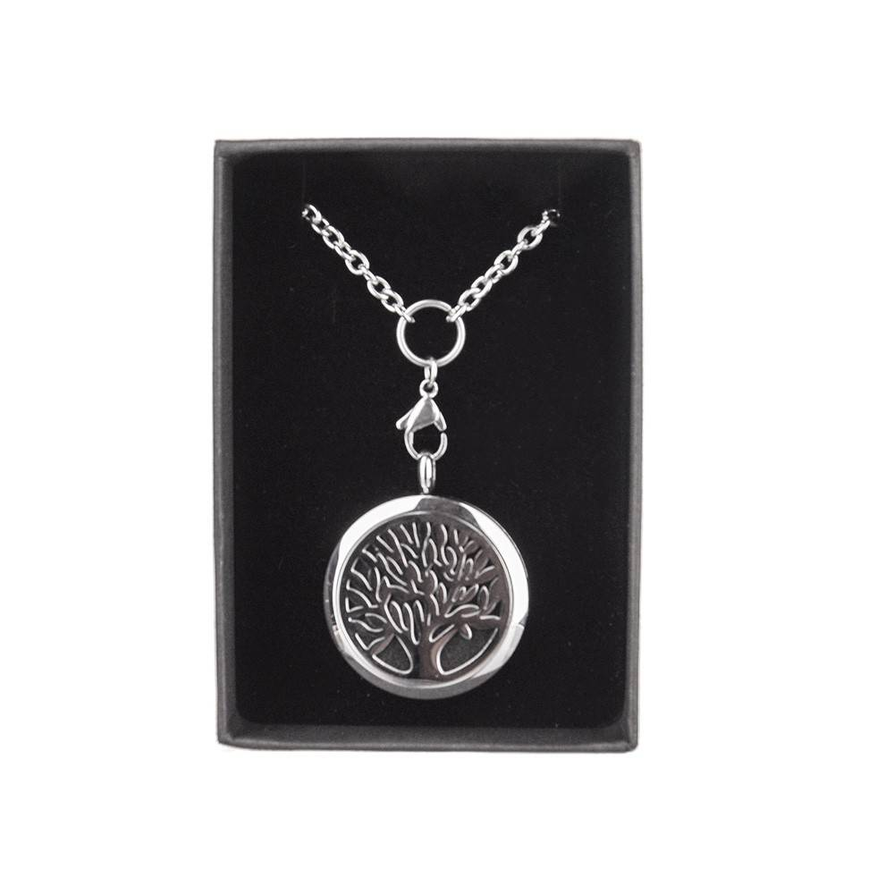 NECKLACE Essential Oil Tree Of Life