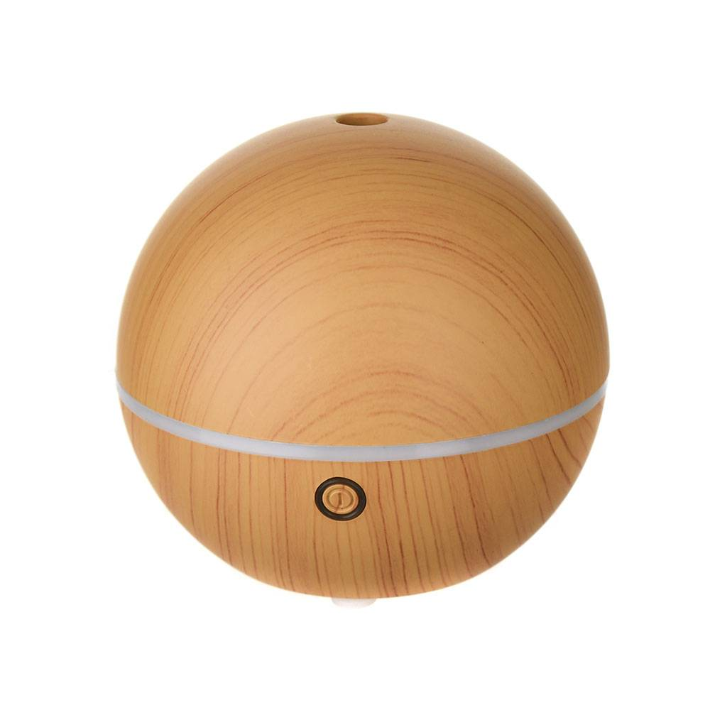DIFFUSER Ultrasonic USB Wood Grain 10cm