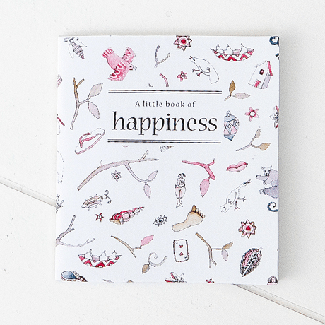 A little BOOK  of Happiness
