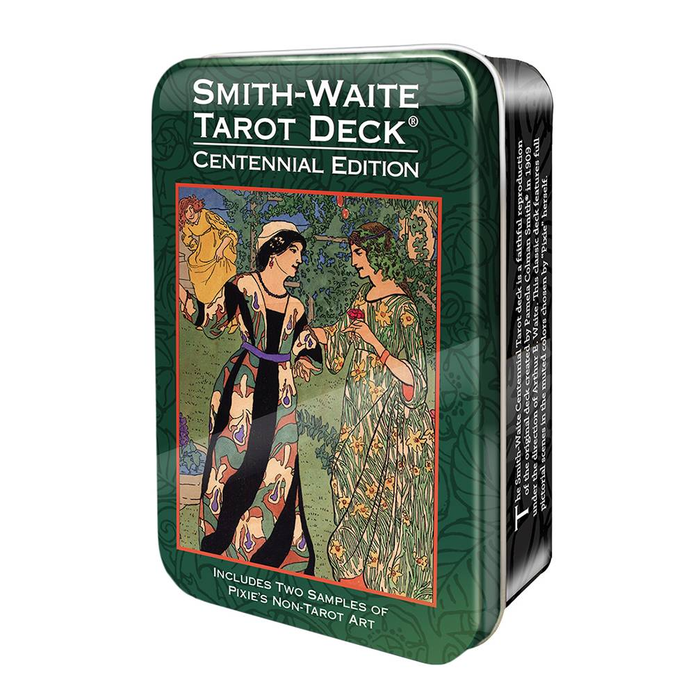 TAROT CARDS Smith-Waite Centennial Deck