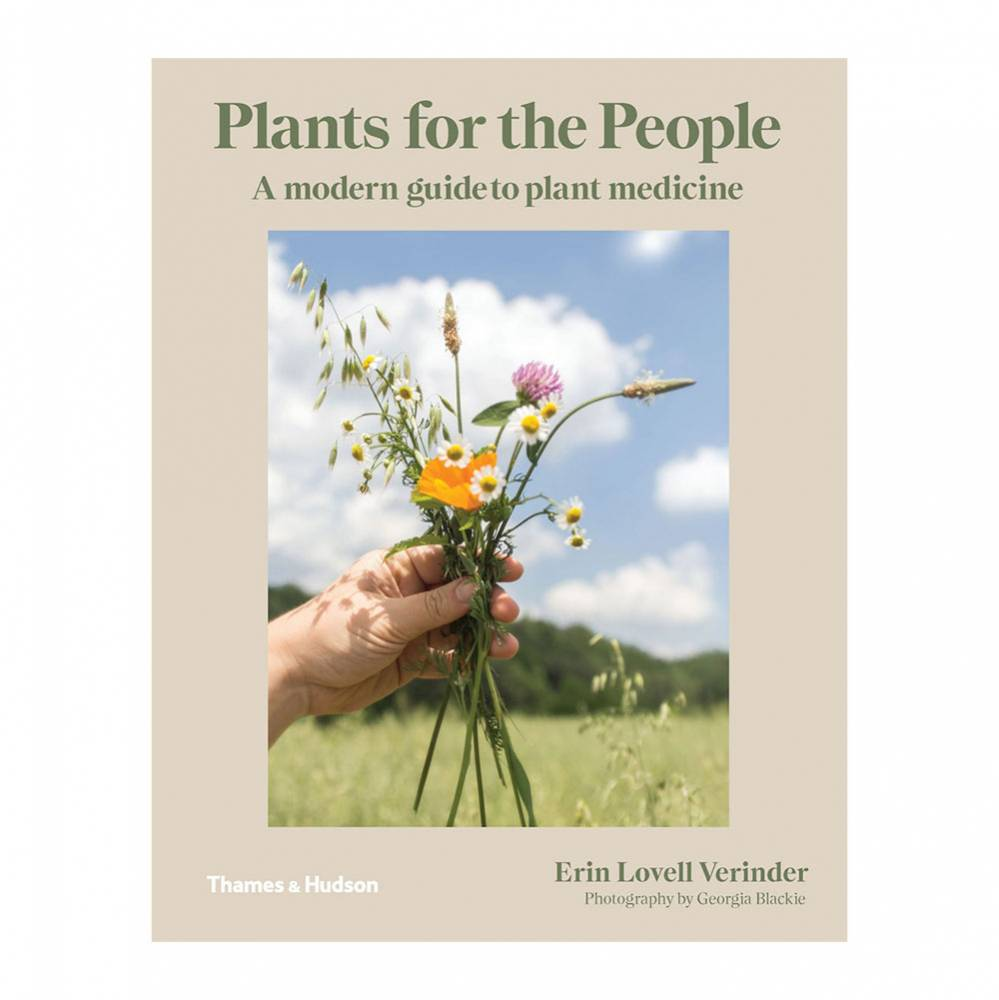 BOOK Plants For The People - Erin Lovell Verinder