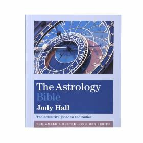 BOOK The Astrology Bible - Judy Hall