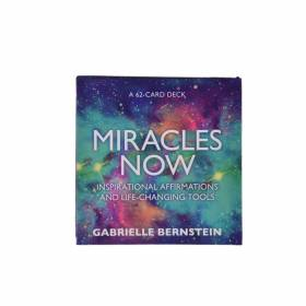 Miracles Now Card Deck
