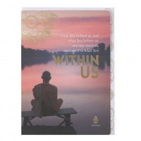 GREETING CARD Within Us