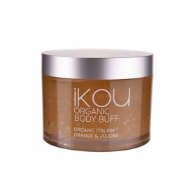 BODY BUFF Organic Orange & Jojoba Organic