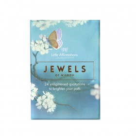 AFFIRMATION CARDS Jewels Of Wisdom