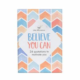 Believe You Can 24 cards