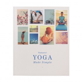 BOOK Yoga Made Simple - Vimla Lalvani