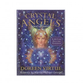 ORACLE CARDS Crystal Angels - Doreen Virtue