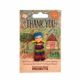 WORRY DOLL Large Social Project