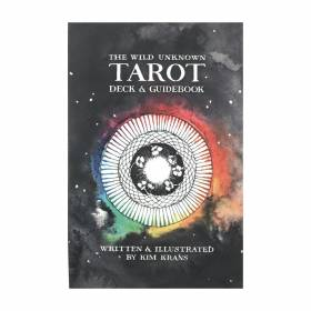 TAROT CARDS The Wild Unknown - Kim Krans