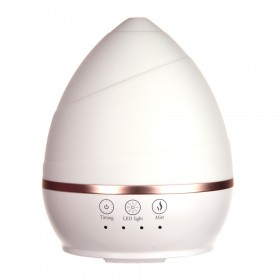DIFFUSER Ultrasonic Petal White 300mL