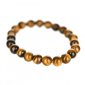 BRACELET Gemstone Tigers Eye