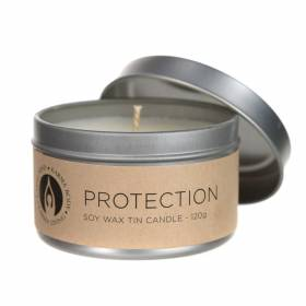 TIN CANDLE Soy Protection 120g