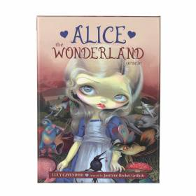 ORACLE CARDS Alice The Wonderland Oracle - Lucy Cavendish