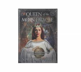 Queen Of The Moon Oracle Cards by Stacey Demarco