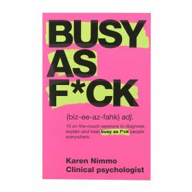 BOOK Busy As F*@k - Karen Nimmo