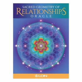 ORACLE CARDS Sacred Geometry Of Relationships Oracle - Lon