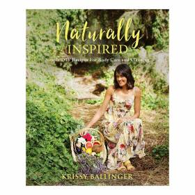 BOOK Naturally Inspired - Krissy Ballinger