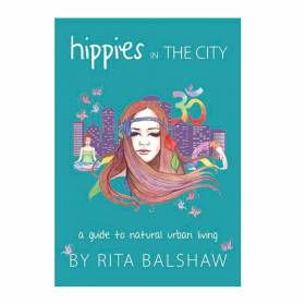 BOOK Hippies In The City - Rita Bagshaw