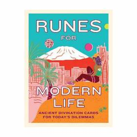 ORACLE CARDS Runes For Modern Life - Theresa Cheung
