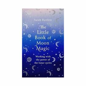 BOOK The Little Book Of Moon Magic - Sarah Bartlett