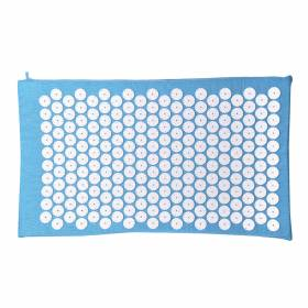 ACUPRESSURE MAT Blue with White Spike 78x45cm