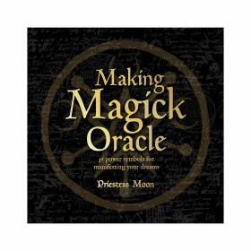 ORACLE CARDS Making Magick - Priestess Moon