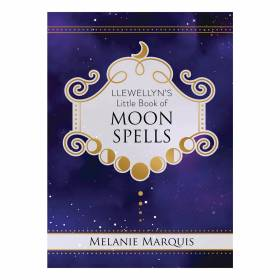 BOOK Llewellyn's Little Book Of Moon Spells - Melanie Marquis