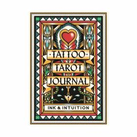 JOURNAL Tattoo Tarot - Diana McMahon Collis