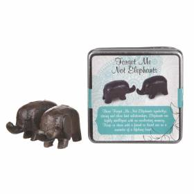 Forget Me Not Elephant Set/2