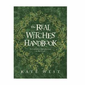BOOK Real Witches' Handbook - Kate West