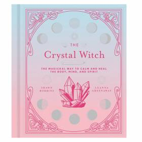 BOOK Crystal Witch - Leanna Greenaway