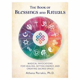 BOOK Book Of Blessings And Rituals - Athena Perrakis