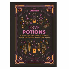 BOOK Love Potions - Cosmopolitan