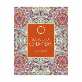 BOOK Secrets Of Chakras - Jennie Harding