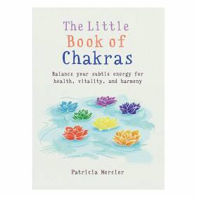 BOOK The Little Book of Chakras - Patricia Mercier