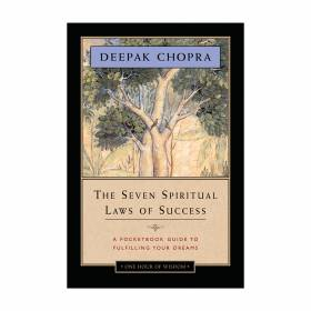 BOOK Seven Spiritual Laws Of Success - Deepak Chopra