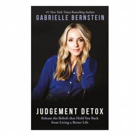 BOOK Judgement Detox - Gabrielle Berstein
