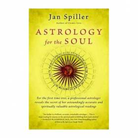 BOOK Astrology For The Soul - Jan Spiller