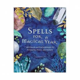 BOOK Spells For A Magical Year  - Sarah Bartlett