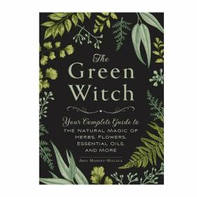 BOOK The Green Witch - Arin Murphy-Hiscock